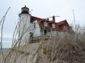 Spring At Point Betsiie Lighthouse