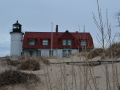 Spring At Point Betsie Lighthouse