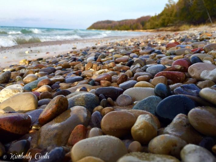 Lake-Michigan-Beach-Stones-Rock-Hound-Beach-Combing-Copyright