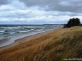 Lake Superior Gales of November 2013 M28 Roadside scenice outlook