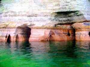 Pictured Rocks