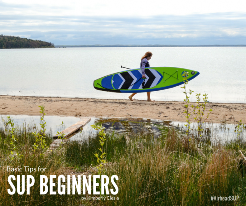 Basic Tips for the Beginning Stand Up Paddleboarder