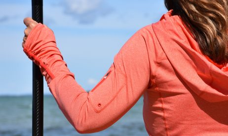 Gear Review: Outdoor Research Women's Playa Sun Hoody #ORInsightLab