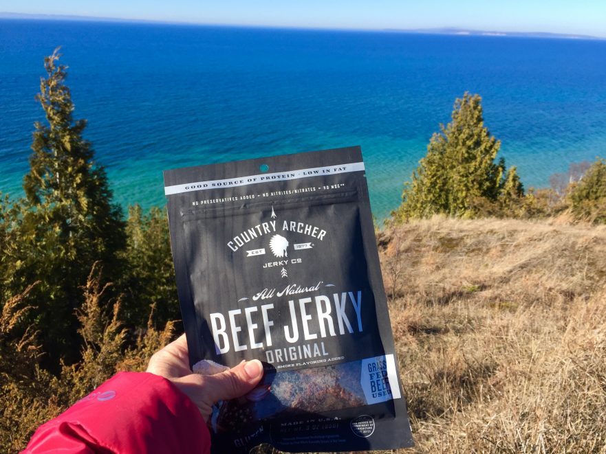 Country Archer Gourmet Jerky and Frontier Bars Review